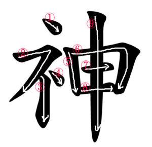 Japanese Word for God