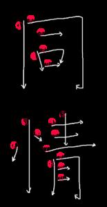 Kanji Stroke Order for 同情