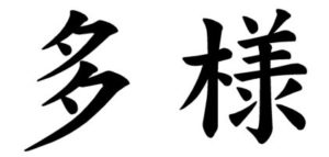 Japanese Word for Variety