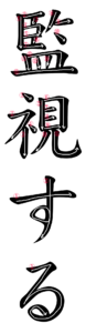 Japanese Word for Observe