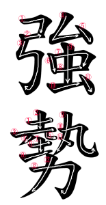 Japanese Word for Accent