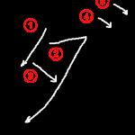 """Katakana """"ダ-da"""" Stroke Order"""