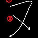 """Katakana """"ヌ-nu"""" Stroke Order"""