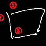 """Katakana """"ロ-ro"""" Stroke Order"""