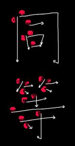Kanji Stroke Order for 同等