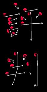 Kanji Stroke Order for 評判