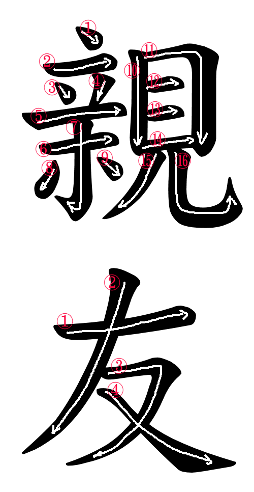How to write friend in kanji top ghostwriting service us