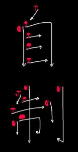 Kanji Stroke Order for 自制