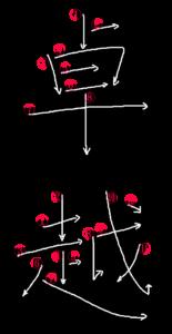 Japanese Kanji Stroke order for 卓越