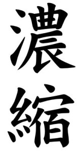Japanese Word for Concentration