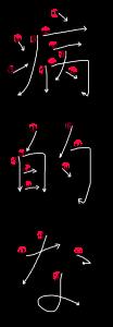 Japanese Word for Abnormal