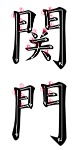Japanese Word for Gate
