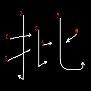 """Jouyou Kanji """"批"""" Stroke Order"""